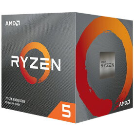 AMD Ryzen 5 3600XT With Wraith Spire cooler (6C12T3.8GHz95W) 100-100000281BOX