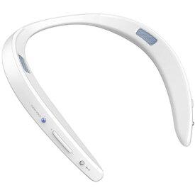 SHARP ウェアラブルスピーカー AQUOS サウンドパートナー ホワイト AN-SS2-W
