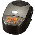 象印マホービンIH炊飯器5.5合炊きブラウンNW-VH10-TA