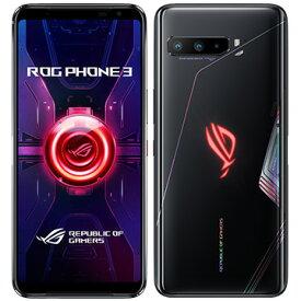 ASUS ROG Phone 3 16GB ブラックグレア ZS661KS-BK512R16