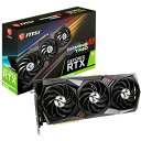 MSI グラフィックボード GeForce RTX 3080 GAMING X TRIO 10G GeForce-RTX-3080-GAMING-X-TRIO-10G