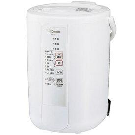 象印マホービン スチーム式加湿器 加湿量480ml/h ホワイト EE-RQ50-WA