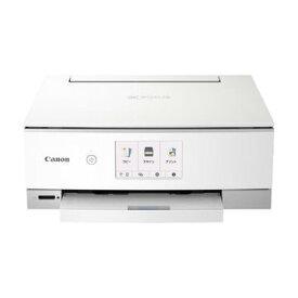 CANON A4カラーインクジェット複合機 PIXUS TS8430 ホワイト PIXUSTS8430WH