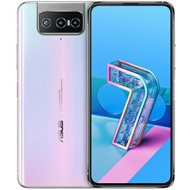ASUS ZenFone 7(パステルホワイト) ZS670KS-WH128S8