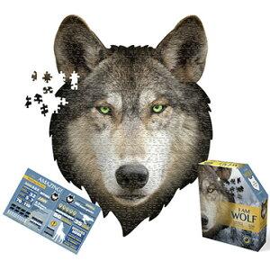 DADWAY ■アニマルビッグパズル/オオカミ/550ピース TYCP03003