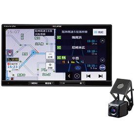 デンソーテン イクリプス Dシリーズ 7V型 メモリーナビ 地デジ/WiFi対応 ドラレコ内蔵 (2020年度秋版地図) AVN-D10(20)