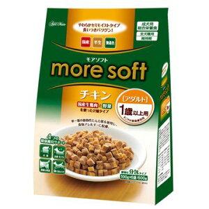株式会社 ペティオ ■more soft チキン アダルト 600g(100g×6袋) A12621