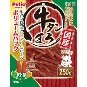 株式会社 ペティオ ■牛タンまろ 野菜入り 250g