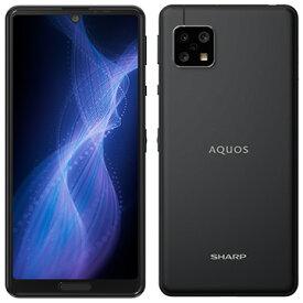 SHARP AQUOS sense 5G ブラック