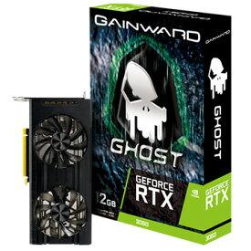Gainward グラフィックカード RTX3060 GHOST 12G GDDR6 192bit 3-DP HDMI NE63060019K9-190AU-G