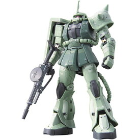 バンダイ MS-06F 量産型ザク