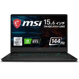 MSI ゲーミングノートPC GP66 Leopard 10U 15.6FHD Corei7 16GB SSD512GB RTX 3070 GP66-10UG-252JP