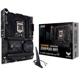 ASUS ■マザーボード Intel Z590搭載 ATX TUFゲーミング Z590-PLUS WIFI TUF/G/Z590-PLUS/WIFI