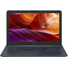 ASUS ノートパソコン 15.6型 Celeron 4GB スターグレー X543MA-GQ512T