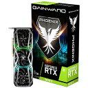 Gainward グラフィックボード GeForce RTX3070Ti PHOENIX 8GB GDDR6X 256bit 3-DP HDMI NED307T019P2-1046X-G