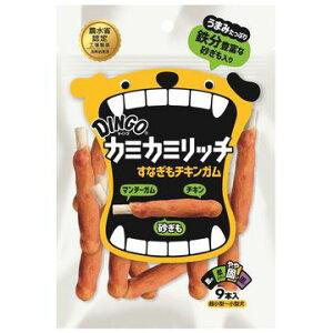 スペクトラムブランズジャパン 株式会社 ■ディンゴ すなぎもチキンガム 9本入