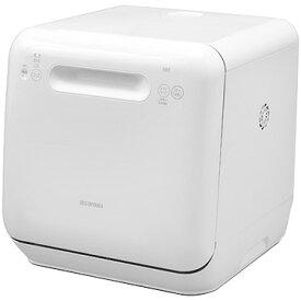 アイリスオーヤマ 食器洗い乾燥機 ホワイト ISHT-5000-W