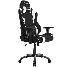 AKRacing ■ゲーミングチェア Wolf Gaming Chair (White) WOLF-WHITE