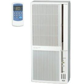 コロナ ウインドエアコン(窓用エアコン) 冷暖房兼用 おもに4.5~7畳用 CWH-A1820-WS