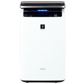 SHARP 加湿空気清浄機 プレミアムモデル プラズマクラスターNEXT ホワイト KI-LP100-W