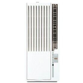 ハイアール 冷房専用ウィンドエアコン(窓用エアコン) 木造4~4.5畳/鉄筋6~7畳用 JA-16V-W