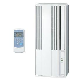 コロナ ウインドエアコン(窓用エアコン) 冷房専用 ReLaLa おもに4-6畳用 CW-1621-WS