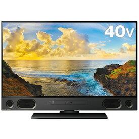 三菱電機 新4K衛星放送チューナー内蔵 40V型液晶テレビ REAL LCD-A40XS1000