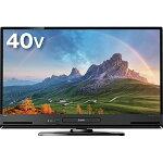三菱電機40V型録画液晶テレビREALLCD-A40BHR10