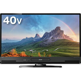 三菱電機 REAL 40V型録画液晶テレビ LCD-A40BHR10