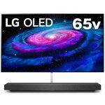 LG65V型有機ELテレビ4KBS/CSチューナー内蔵OLED65WXPJA