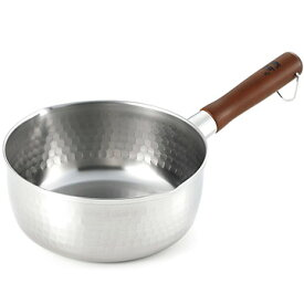ヨシカワ 郷技 ステンレス雪平鍋20cm YJ2554