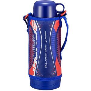 タイガー魔法瓶 ステンレスボトル(サハラ) 0.8L ブルー MBO-H080A