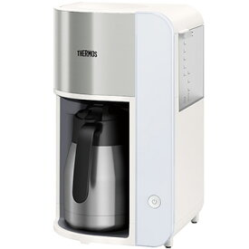 サーモス 真空断熱ポットコーヒーメーカー ECK-1000_WH