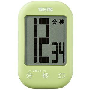 タニタ タッチキータイマー グリーン TD-413-GR