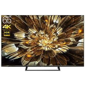 Hisense 65V型4K液晶TV BS/CS4Kチューナー内蔵 S6Eシリーズ【大型商品(設置工事可)】 65S6E