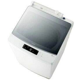 ハイアール たて型全自動洗濯機(洗濯8.5kg) DDインバーター 液体洗剤自動投入 ホワイト【大型商品(設置工事可)】 JW-KD85A-W