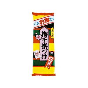 永谷園 梅干し茶漬 6袋 6袋 x 20