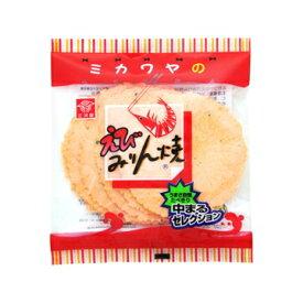 三河屋製菓 三河屋 えびみりん焼 7枚 x 8