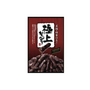 山脇製菓 極上 黒糖かりんとう 140g x 12