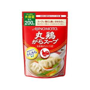 味の素AGF 味の素 丸鶏がらスープ 袋 200g x 7個