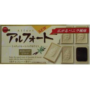 ブルボン アルフォートミニチョコレートバニラホワイト 12個 x 10個