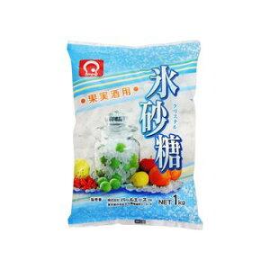 パールエース 氷砂糖 クリスタル 1Kg x 10個