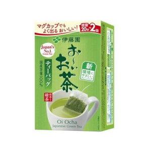 伊藤園 おーいお茶 緑茶増量 ティーバッグ 1.8 x 10個
