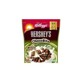 【6個入り】ケロッグ ハーシーチョコビッツ 抹茶ホワイトチョコレート 280g
