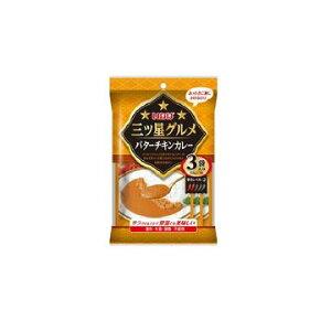 【12個入り】いなば食品 三ツ星グルメ バターチキンカレー 150g