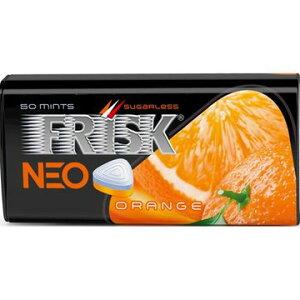 【9個入り】クラシエ フリスクネオ オレンジ 35g
