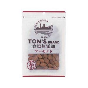 東洋ナッツ TON'S 食塩無添加 アーモンド 95g x 10個
