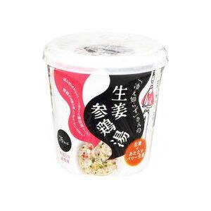 【6個入り】永谷園 冷え知らずさんの生姜参鶏湯 カップ 20.4g