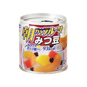 はごろも 朝からフルーツ みつ豆 M2号缶 x 6個