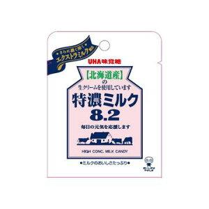 【10個入り】味覚糖 特濃ミルク8.2 27g